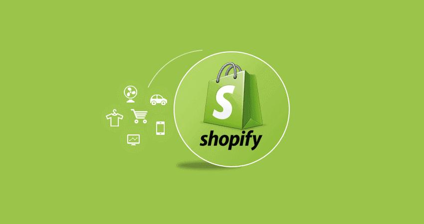 shopify'da mağaza açmak
